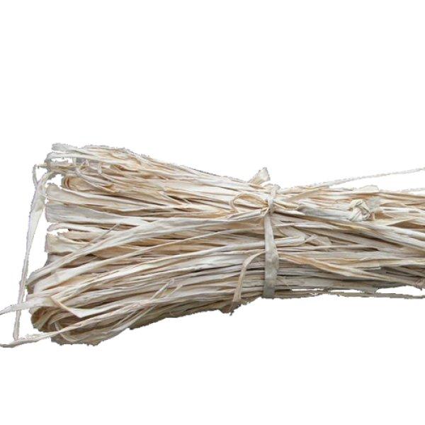 画像1: 乾燥白皮原料 (煮熟前) 1kg (1)