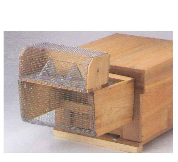 画像1: 長野式スズメ蜂捕獲器(2段) (1)