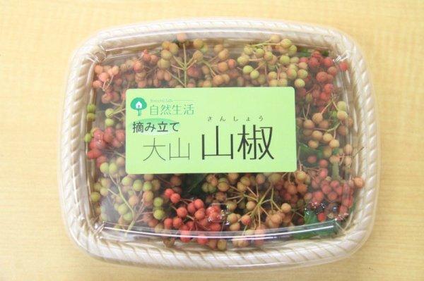 画像1: 山椒の実(生果) (1)
