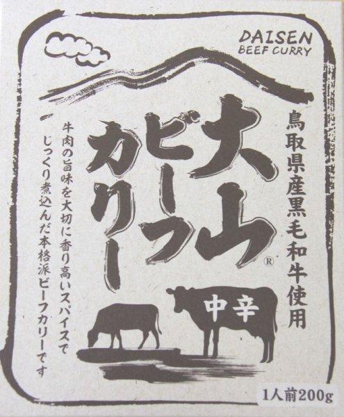 画像1: 大山ビーフカリー 中辛 (1)
